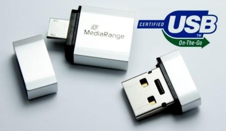 Mediarange Micro USB pendrive