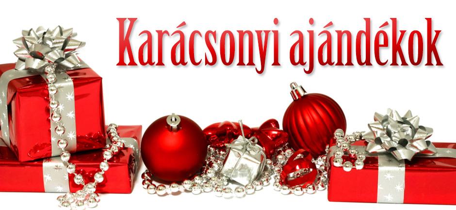 Karácsonyi ajándék 2015